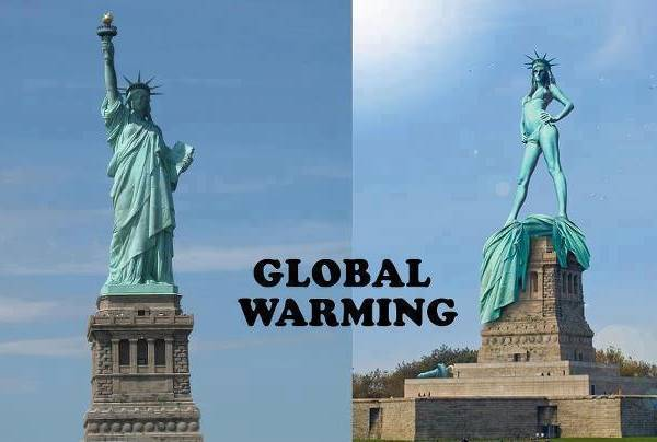 Global Warming in New York